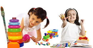 A Glance Into The Child's World Of Play