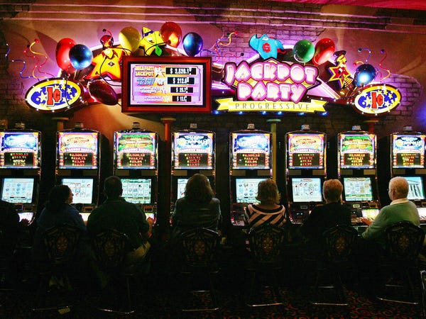 The Authenticity Of Internet Gamble Website