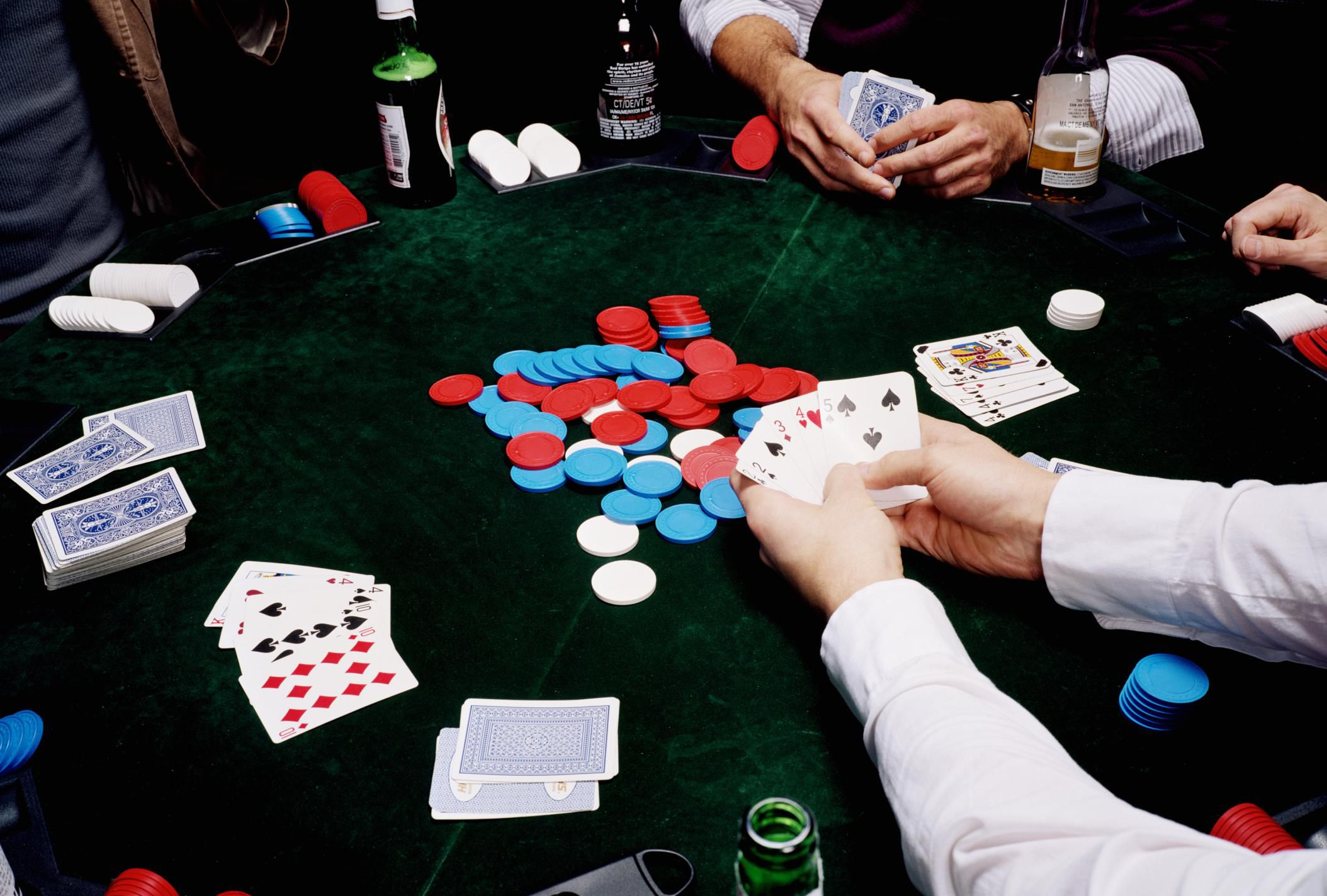 Which Is Much Better On-line Casino Poker?