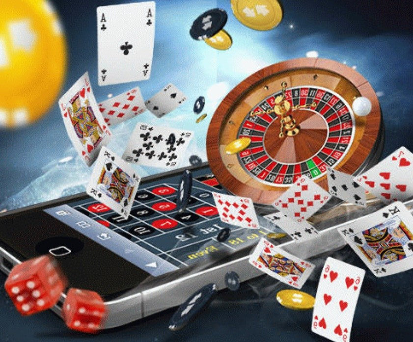 Reap The Benefits Of Online Gambling - Learn These Five Ideas
