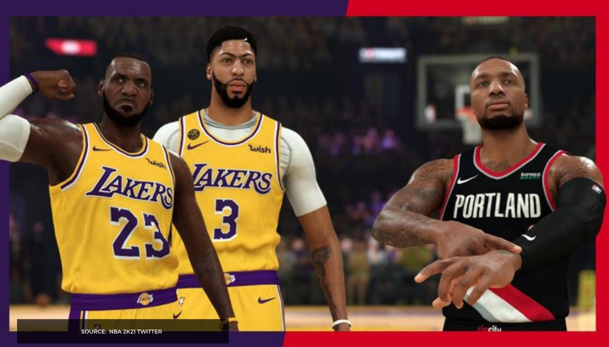NBA 2K21 – Creative Basketball Players with Outstanding 'Playmaking' Attributes