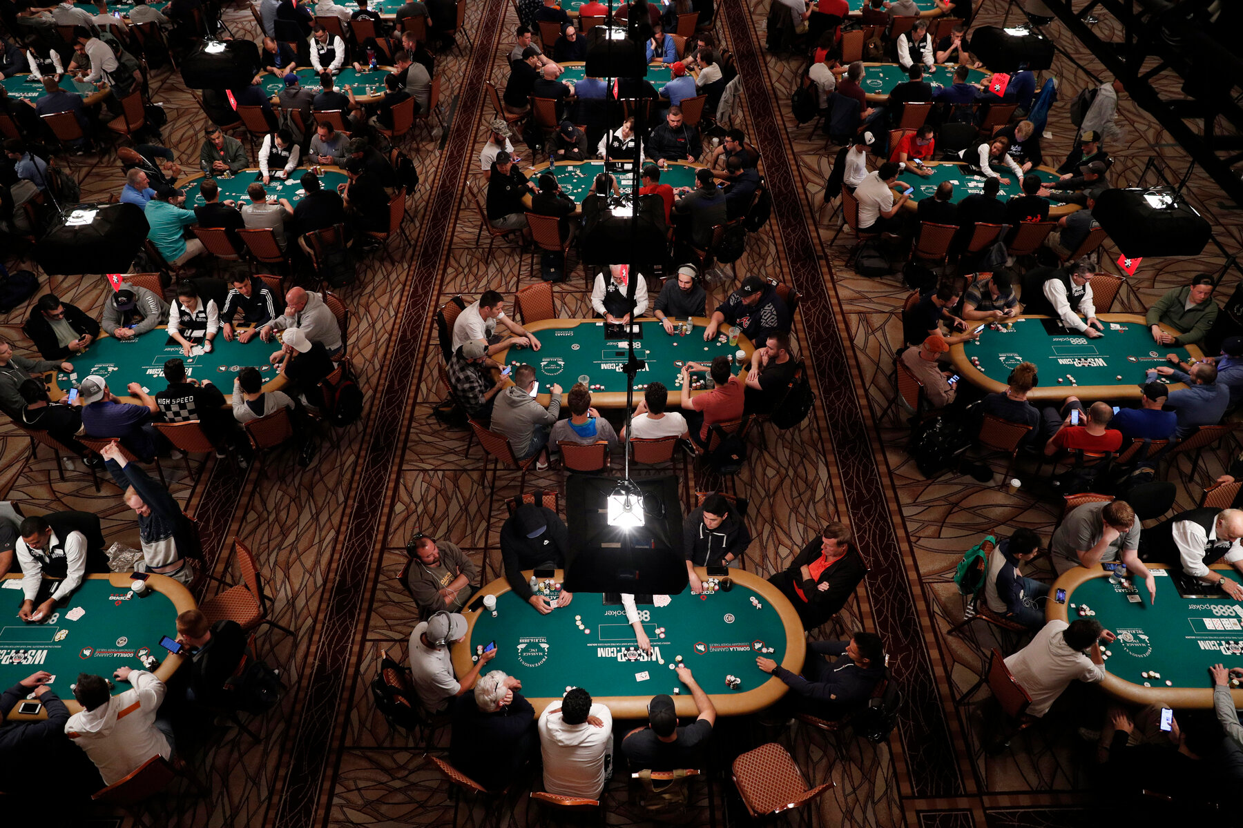 Gambling Concepts for Main Function