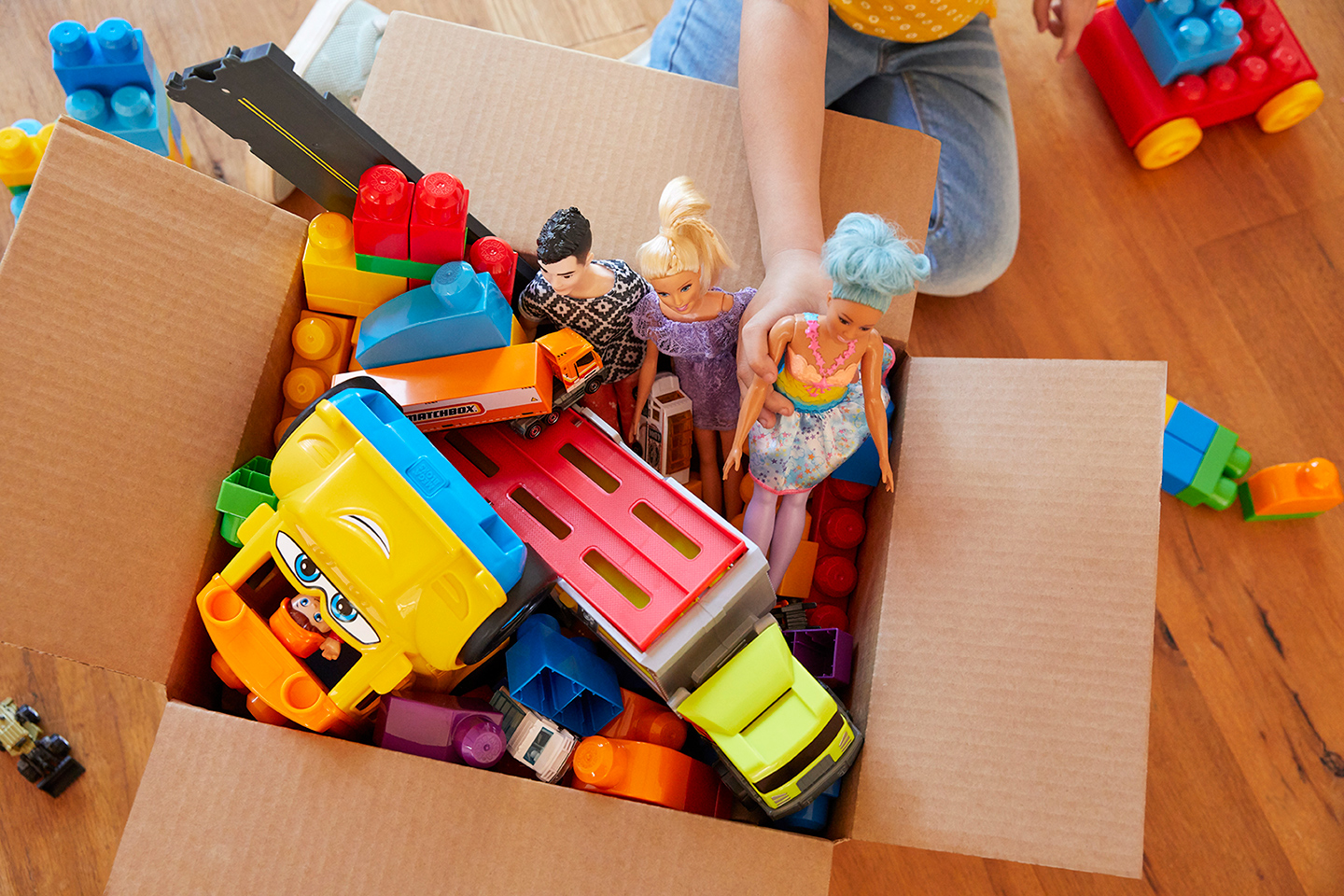 Welcome to a New Look Of Toys