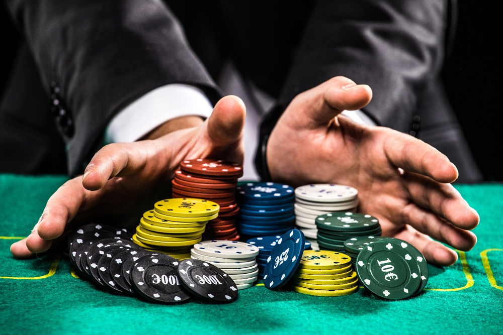 Profitable Tales You Didn't Learn about Gambling