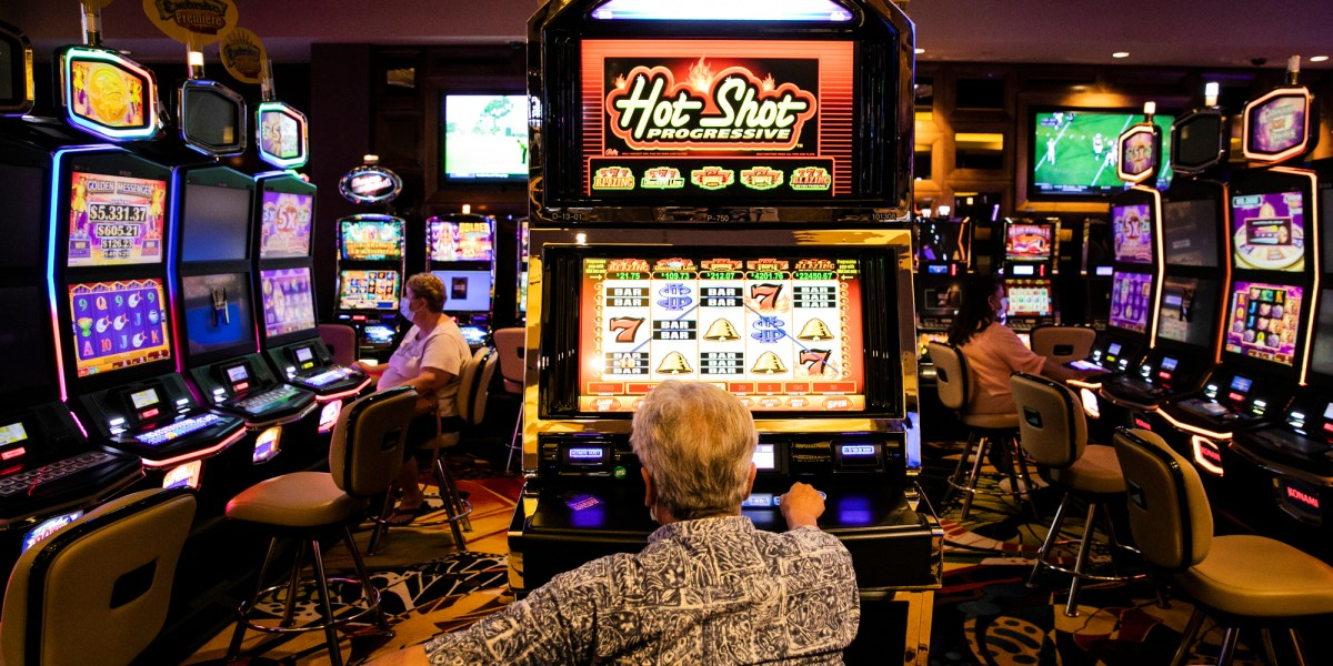 A Details To Casino At Any Kind Of Age